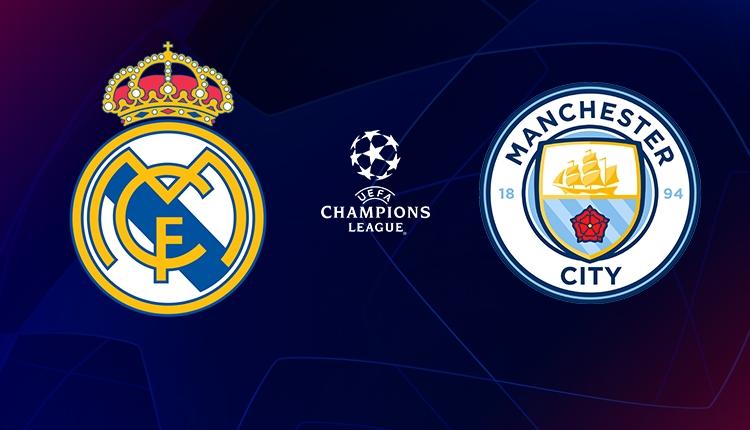 Real Madrid-Manchester City canlı izle, Real Madrid-Manchester City şifresiz İZLE (Real Madrid-Manchester City beIN Sports canlı ve şifresiz İZLE)