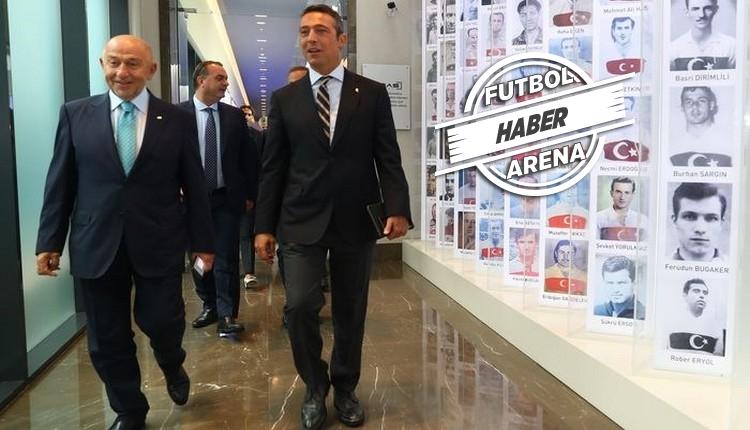 Riva'da kritik toplantı! Fenerbahçe katılmadı