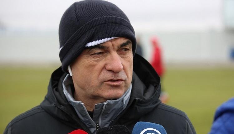 Rıza Çalımbay isyan etti! 'Başakşehir maçına hazırlanamıyoruz'
