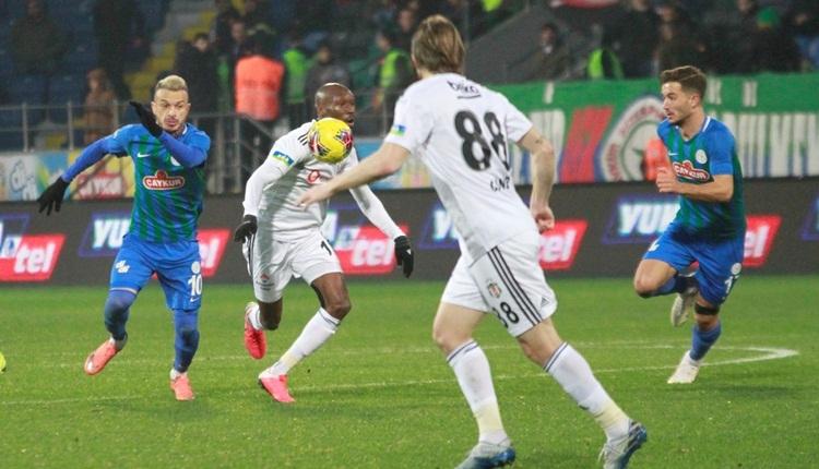 Rizespor 1-2 Beşiktaş, Bein Sports maç özeti ve golleri (İZLE)