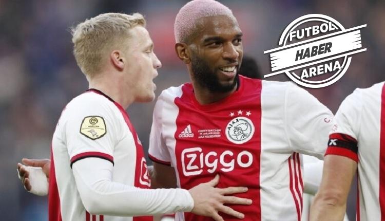 Ryan Babel Ajax'ta ilk golünü attı (İZLE)