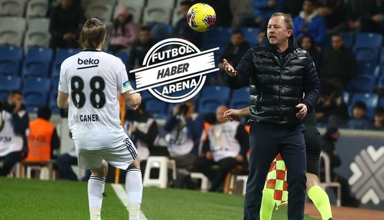Sergen Yalçın'dan Caner Erkin'e: 'O mesafeden golü atamazsın'
