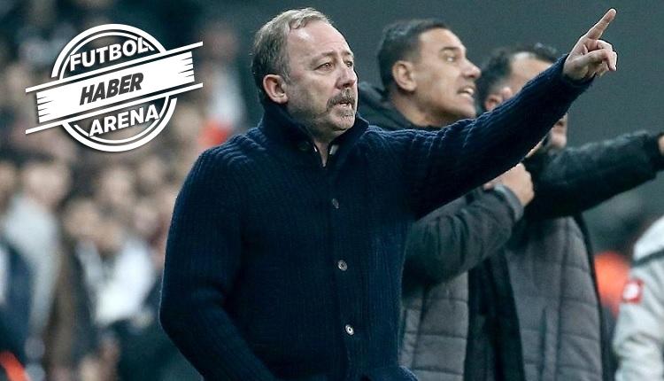Sergen Yalçın'dan Trabzonspor maç sonu flaş itiraf