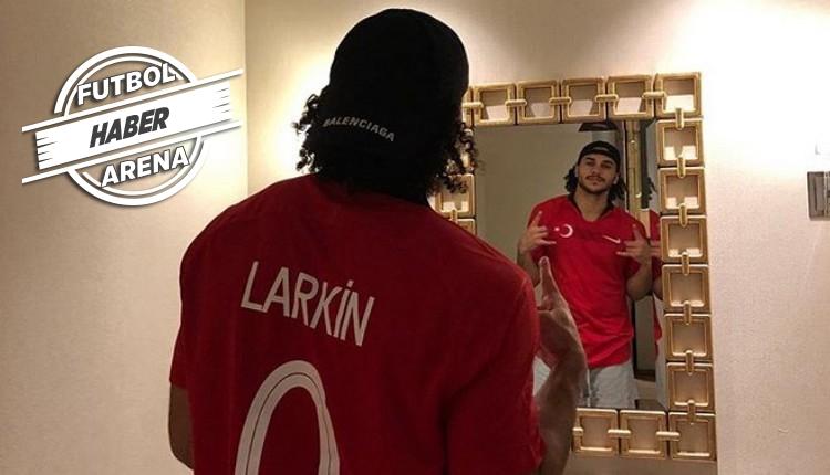 Shane Larkin, Milli Takım'da! 'Onur duyuyorum'
