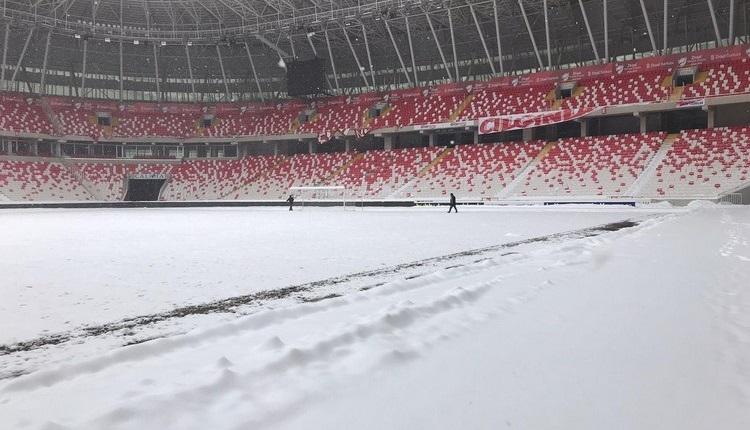 Sivasspor - Antalyaspor maçı ertelenecek mi?