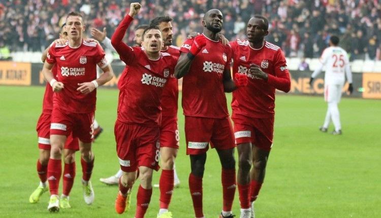 Sivasspor, Avrupa'daki liderleri de geride bıraktı