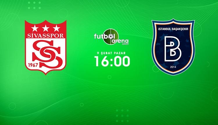 Sivasspor Başakşehir canlı şifresiz İZLE (Sivasspor Başakşehir beIN Sports şifresiz izle)