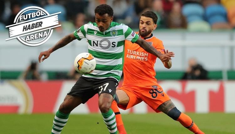Sporting Lizbon 3-1 Medipol Başakşehir maç özeti ve golleri (İZLE)