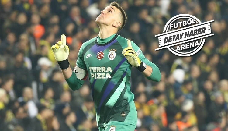 Süper Lig'de Muslera farkı! Kurtarış yüzdesi en yüksek kaleciler