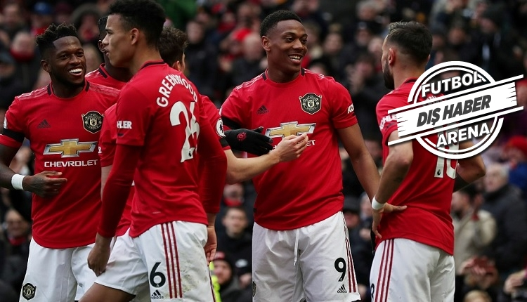 Tarihi Manchester United projesi!