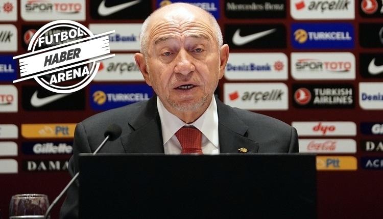 TFF'den Galatasaray'a yanıt: