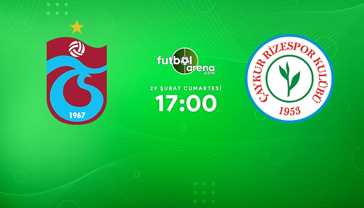 Trabzonspor Rizespor beIN Sports canlı İZLE (Trabzon Rize canlı izle, şifresiz yayın)