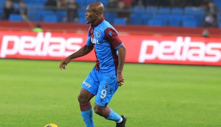 Trabzonspor'da Nwakaeme, Beşiktaş'ı boş geçmiyor