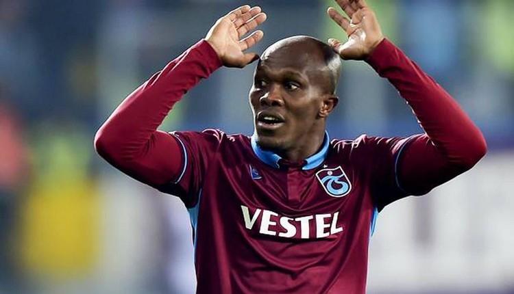 Trabzonspor'da Nwakaeme'den kötü haber! Kadroda yok