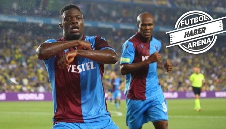Trabzonspor'da Sturridge ve Nwakame seferbirliği!