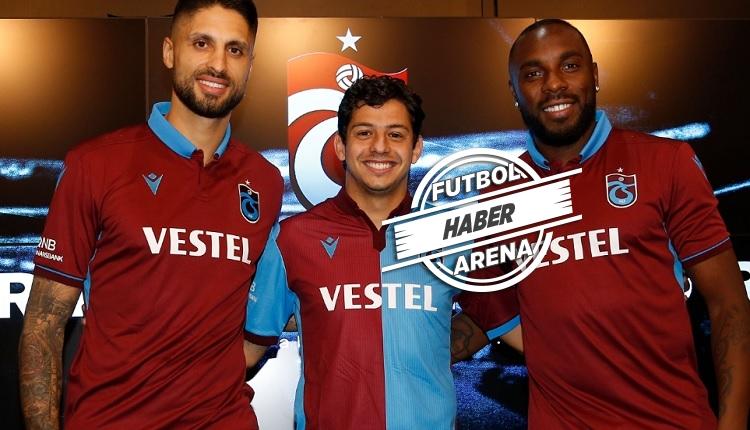 Ara transfer dönemine Trabzonspor damga vurdu