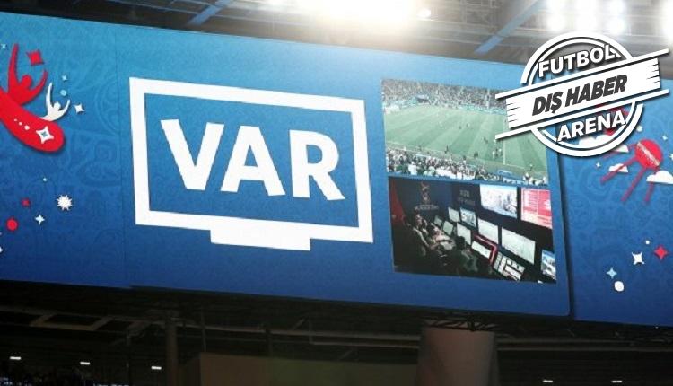 UEFA açıkladı! VAR sistemi Avrupa Ligi'nde de kullanılacak