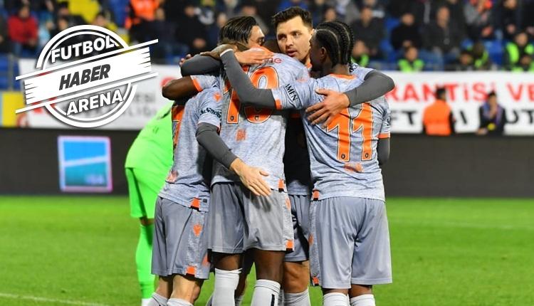 Yeni lider Başakşehir! (Rizespor 1-2 Başakşehir maç özeti izle)