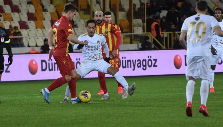 Yeni Malatyaspor 0-1 Ankaragücü, Bein Sports maç özeti ve golü (İZLE)