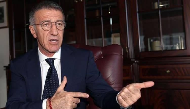 Ahmet Ağaoğlu: Aytemiz Alanyaspor maçı ertelenmeli