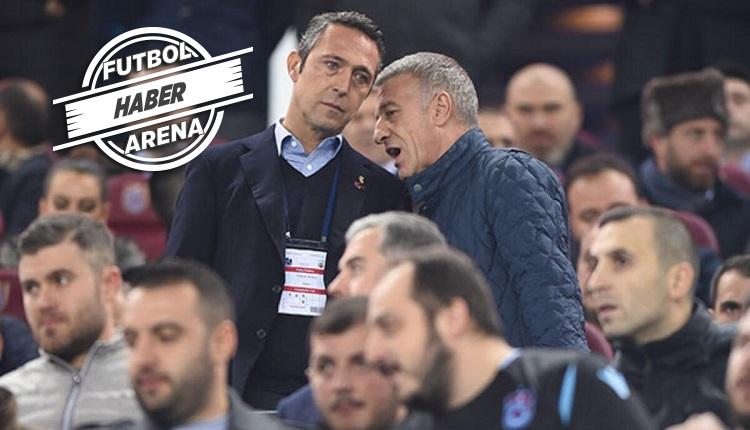 Ahmet Ağaoğlu: 'Sayın başkan Ali Koç ile konuştum.'