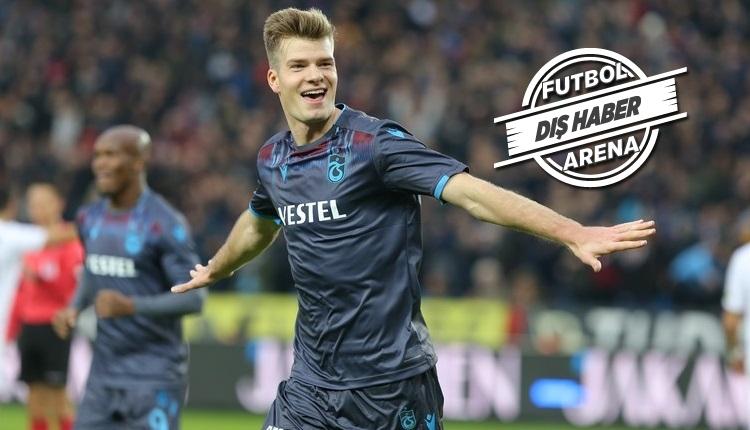 Alexander Sörloth için transferde Napoli iddiası