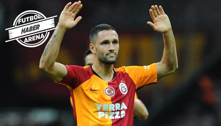 Andone Galatasaray'da kalacak mı? Karar verildi