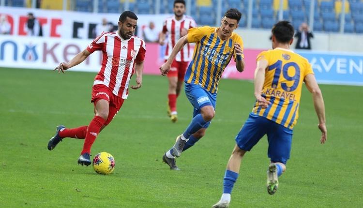 Ankaragücü 0-3 Sivasspor, Bein Sports maç özeti ve golleri (İZLE)