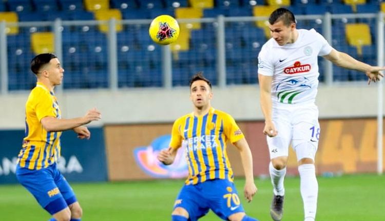 Ankaragücü 2-1 Çaykur Rizespor, Bein Sports maç özeti ve golleri (İZLE)