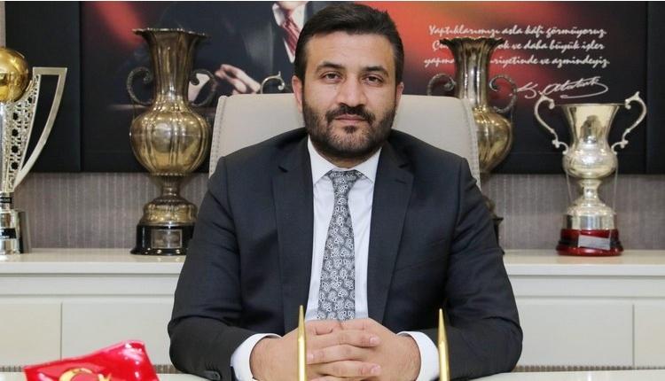 Ankaragücü Başkanı Fatih Mert: 'Lig bitirilsin'
