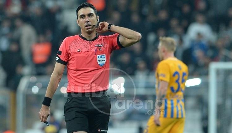 Ankaragücü'nden Beşiktaş maçı sonrası hakem Arda Kardeşler tepkisi!