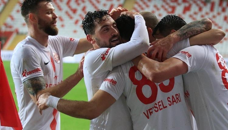 Antalyaspor 1-0 Sivasspor beIN Sports maç özeti ve golleri (İZLE)