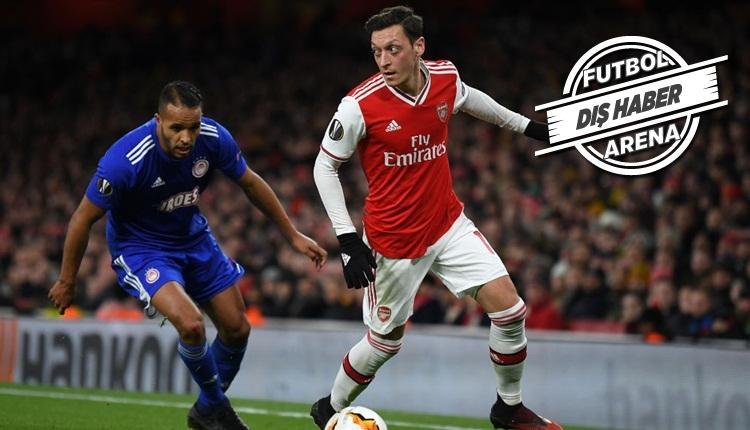 Arshavin'den Mesut Özil'e olay sözler!