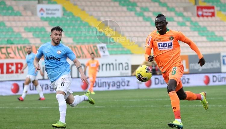 Aytemiz Alanyaspor 1-0 Gaziantep FK, Bein Sports maç özeti ve golü (İZLE)