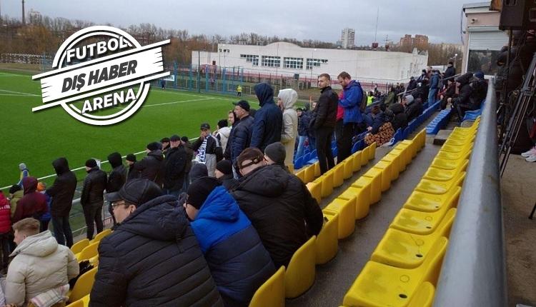 Belarus'ta maçlar seyircili taraftar sayısı düştü
