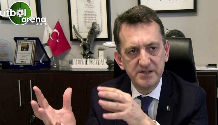 Beşiktaş eski yöneticisi Metin Albayrak'tan Galatasaray mesajı: 'Sırada Malatya maçları var!'