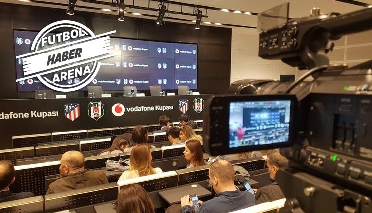 Beşiktaş ile Vodafone arasında anlaşma