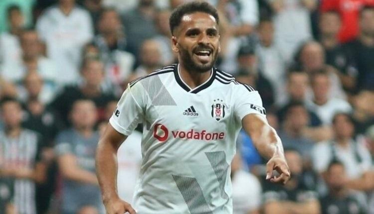 Beşiktaş'a Douglas'tan kötü haber! Sezonu kapattı