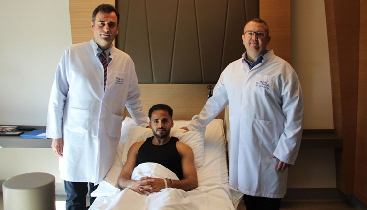 Beşiktaşlı Douglas ameliyat oldu! (Douglas sezonu kapattı mı?)