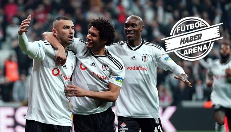 Beşiktaş'ta galibiyetin gizli mimarı Atiba!