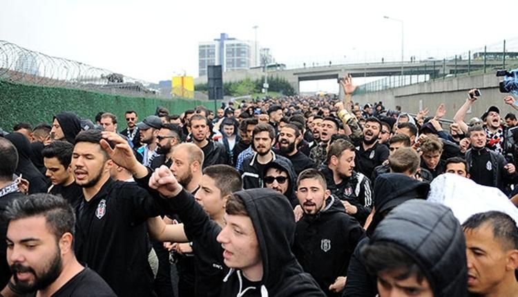 Beşiktaş'tan Çarşı'ya Galatasaray derbisi uyarısı