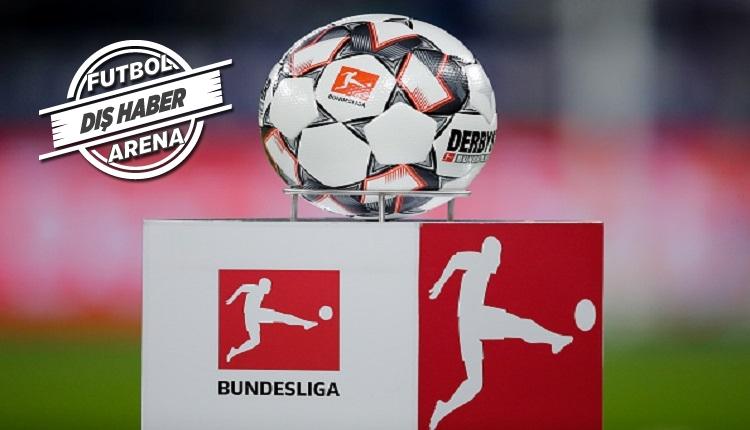 Bundesliga'da örnek dayanışma! Kulüplere bağış