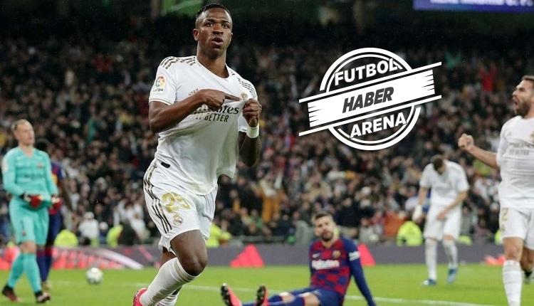 El Clasico'da Real Madrid, Barcelona'yı devirdi