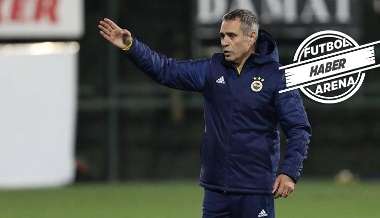 Ersun Yanal: Trabzonspor maçı için yönetimden rica ettiler!