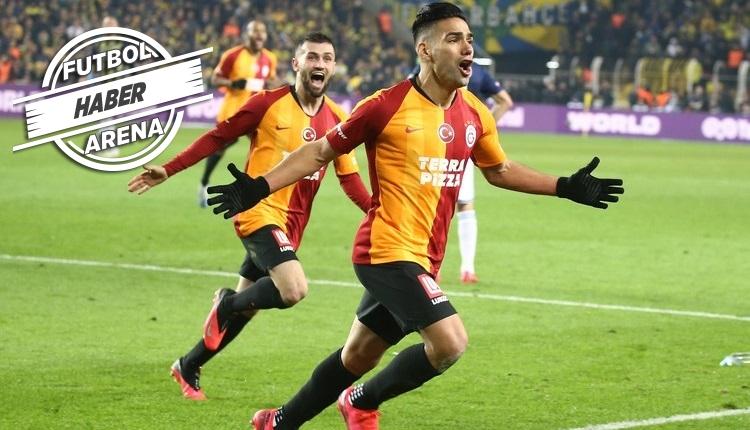 Falcao'dan Beşiktaş açıklaması!