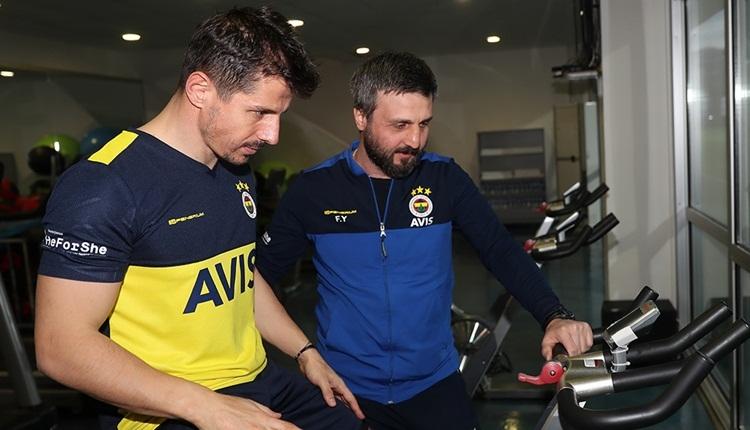 Fenerbahçe antrenörü Fatih Yıldız: