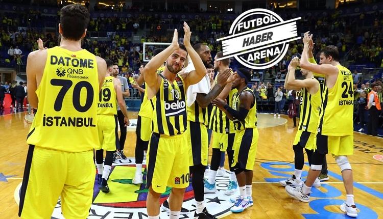 Fenerbahçe Beko'da koronavirüs paniği! 'Belirtiler görülmüştür'