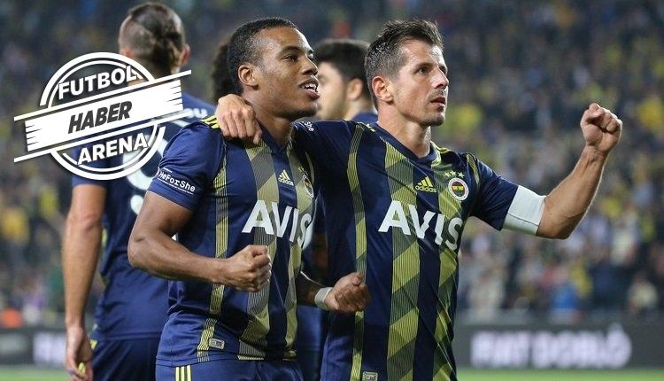 Fenerbahçe, Garry Rodrigues'in olmadığı 7 maçın 1'ini kazandı