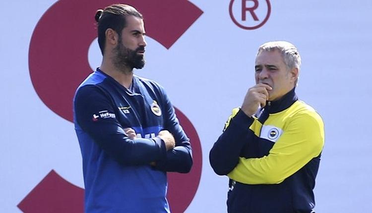 Fenerbahçe'de Ersun Yanal'sız ilk idman! Yardımcı antrenörler yönetti