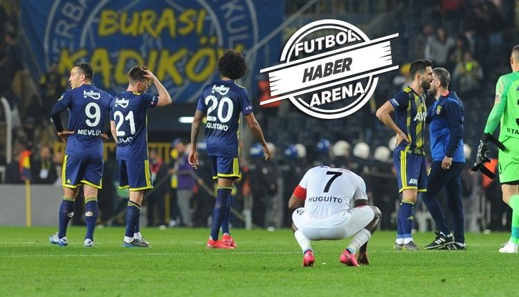 Fenerbahçe'ye mesaj: